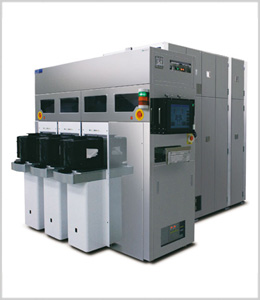Semiconductor Manufacturing Equipment Shibaura